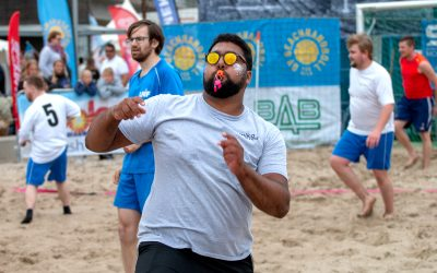 OV Beachhandboll 2020 spelas 23 maj – 1 juni