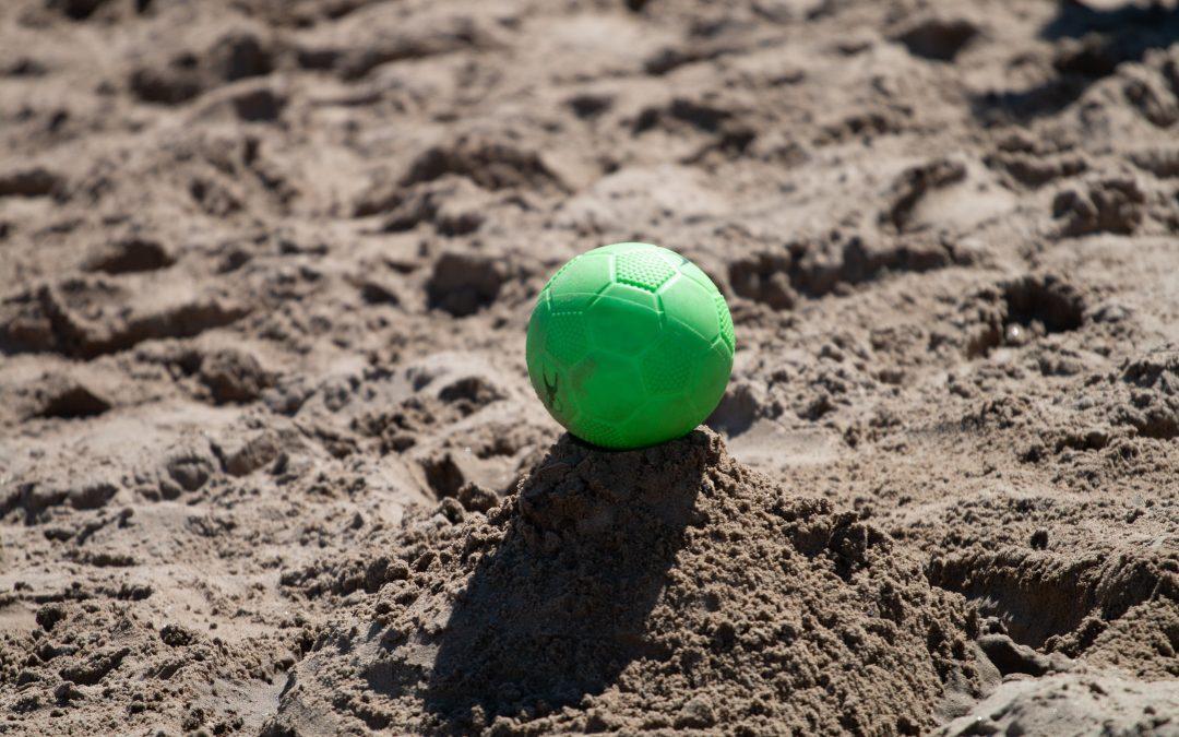Handbollsturneringen OV Beachhandboll 2020 är inställd